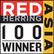 Winner of REDHERRING Top 100 Asia